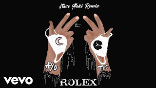 Ayo ft  Teo - Rolex  Steve Aoki Remix  Resimi