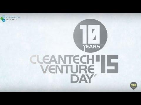 Cleantech Venture Day´15 - Success stories