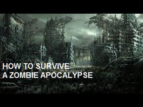how to survive a zombie apocalypse pdf