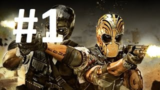 Army of Two Devil Carter Part 1 Full game Walktrought Gameplay XBOX 360 PS 3 PC