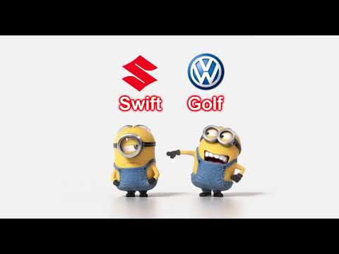 Volkswagen Golf vs Suzuki Swift