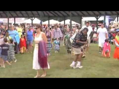 Honor The Earth Powwow Saturday Afternoon 2010 Part 2