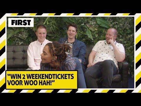 """WOO HAH!: """"WE hadden TE HOGE VERWACHTINGEN van LIL PUMP""""   FIRST LIVE"""