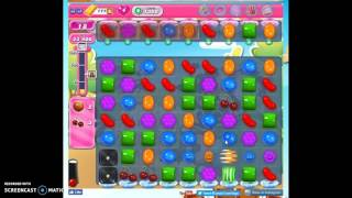 Candy Crush Level 1366 help w/audio tips, hints, tricks