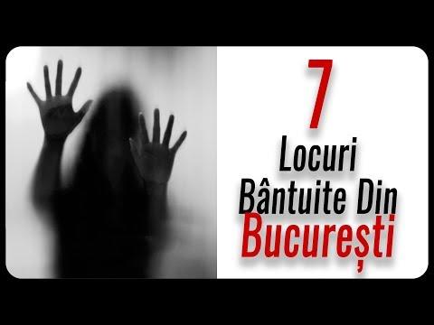 7 Locuri Bântuite Din București