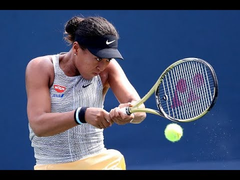 Naomi Osaka | 2019 Cincinnati Cup Day 3 | Shot of the Day