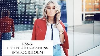 VLOG - BEST photo locations IN STOCKHOLM