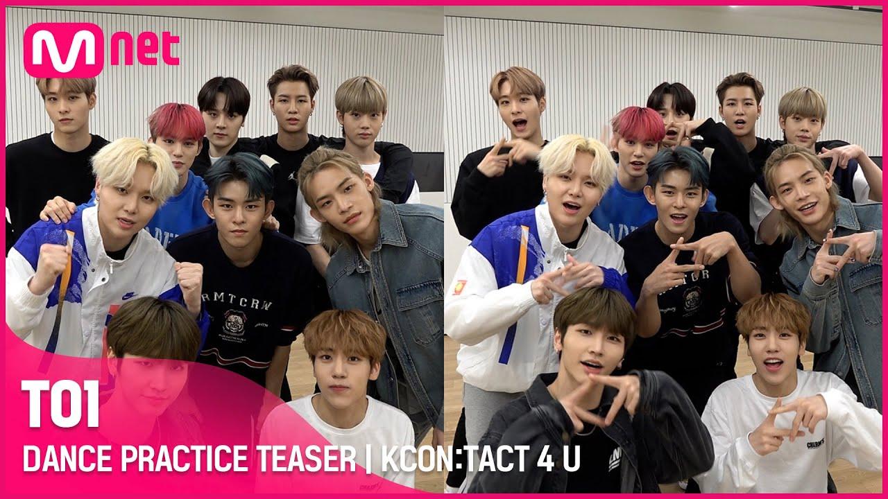 [KCON:TACT 4 U] TO1(티오원) | DANCE PRACTICE TEASER