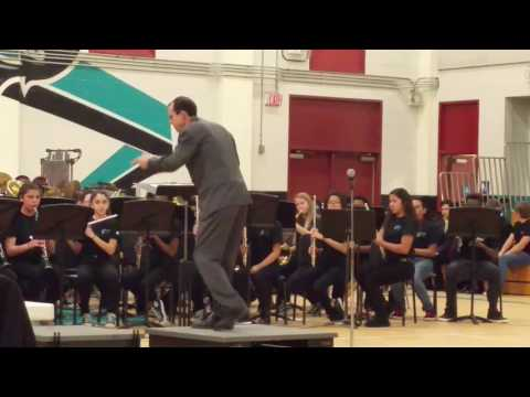 Summit Intermediate 7th grade band   video 2