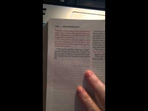 NIV Wren Flora & Fauna Collection Bible