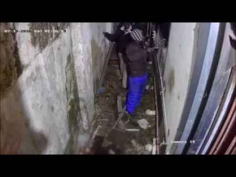 Watch How Burglars Broke into Pastor Chris Oyakhilome's Christ Embassy Church