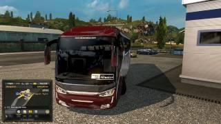Review mod ETS2 Legacy SR2 by Laksana