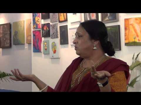 Dr. Padma Subramaniyam vetran Bharatnatyam Dancer
