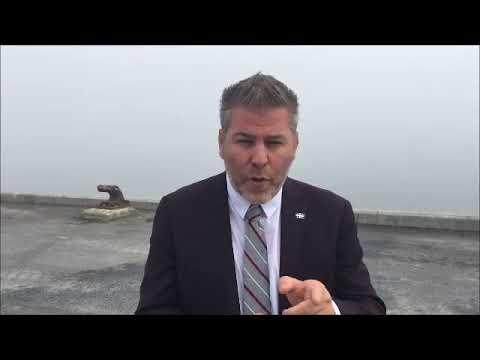 Cession du port de Matane   Réactions du député Pascal Bérubé