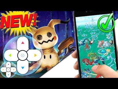 ¡COMO DESCARGAR EL MEJOR HACK DE POKEMON GO! SUPER JOYSTICK PARA iOS /android (SIN COMPUTADORA)