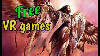 TOP 12 Free VR Games on Steam Part 1