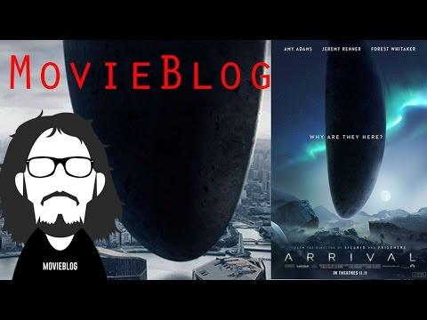 MovieBlog- 509: Recensione Arrival #RoadToOscar