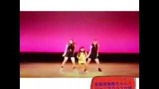 7歳と8歳に思えない歌唱力とパフォーマンスの島袋寛子ちゃんと千田愛紗...