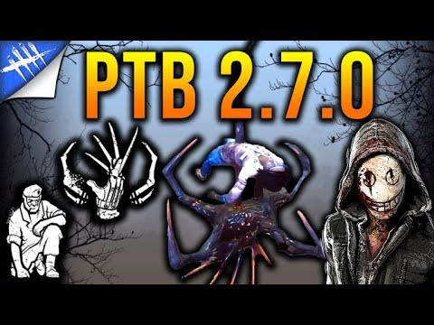 Dead by Daylight PTB Patch Notes 2.7.0 - Legion is GONE *Crab Rave*
