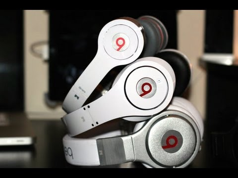 Beats By Dr Dre Pro Vs Studio Vs Solo Hd Comparison