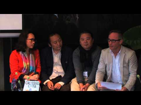St. Moritz Art Masters 2013 -  Art Talk - Perspectives on Ch