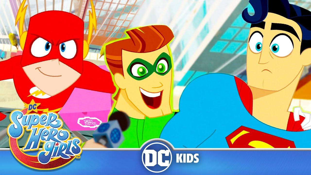 Download DC Super Hero Girls | Did Someone Call the Super Boys?! 🦸♂️ | @DC Kids