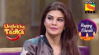 Jacqueline Fernandez Is Tickle Sensitive | Undekha Tadka | The Kapil Sharma Show | Diwali Special