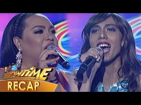 It's Showtime Recap: Miss Q & A contestants in their wittiest and trending intros - Week 14
