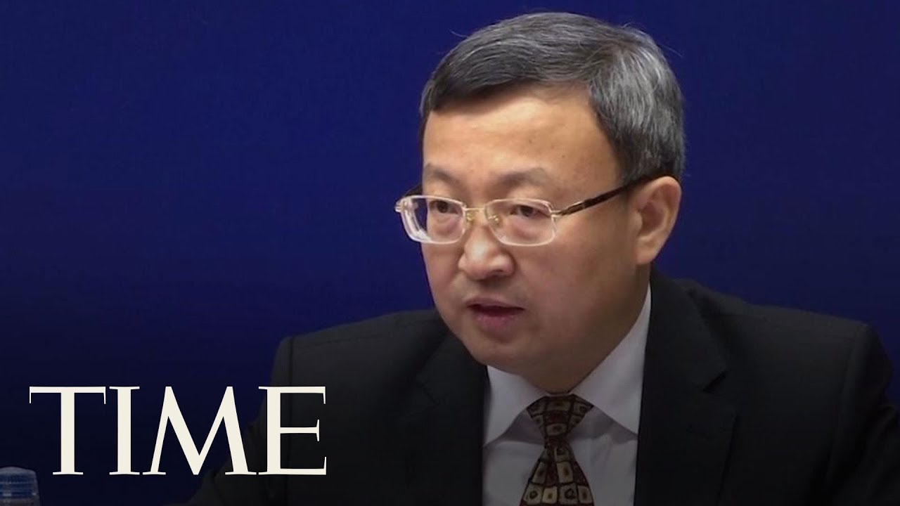 Chinese Official Says Trade Talks Impossible While The US 'Holds A Knife' To Beijing's Neck | TIME