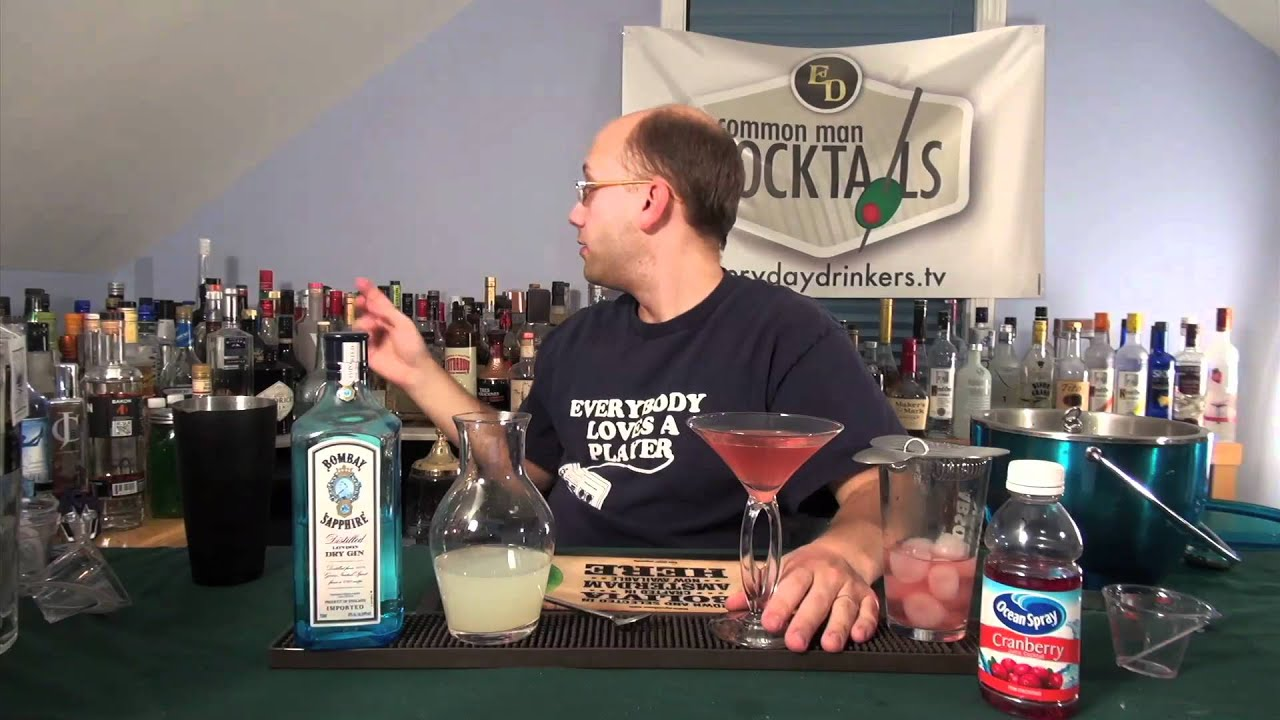 how to make the mistletoe martini youtube. Black Bedroom Furniture Sets. Home Design Ideas