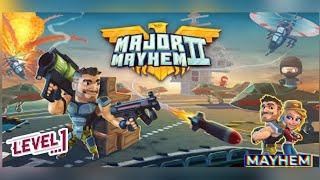 Major Mayhem 2 - Gun Shooting Action game | #easygames screenshot 2