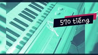 Casio wk 210 loại chuẩn