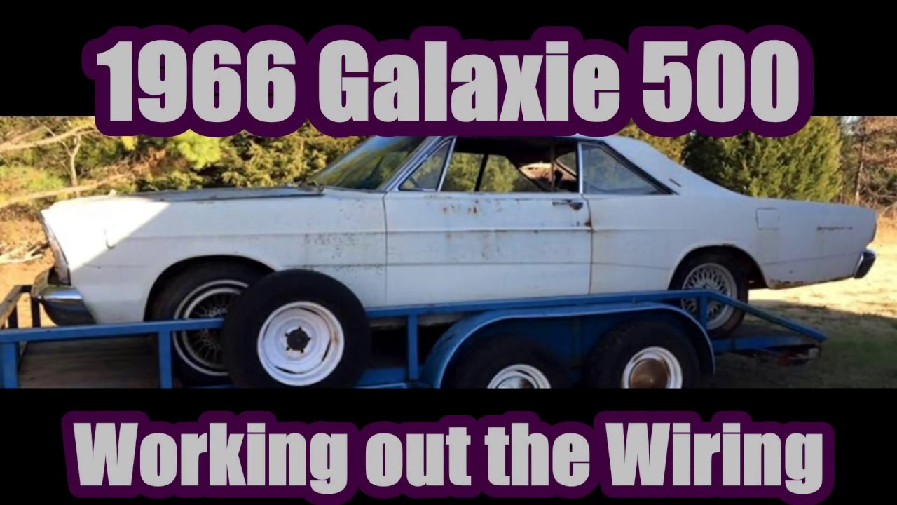 small resolution of 1966 galaxie wiring review efi harness youtube 1966 ford galaxie wiring harness