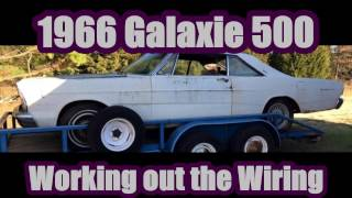 1966 Galaxie Wiring Review / EFI Harness
