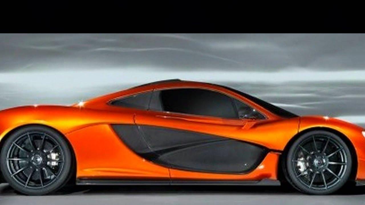 Mclaren P1 Concept   Next Generation Ultimate Super Car   Car For The Future