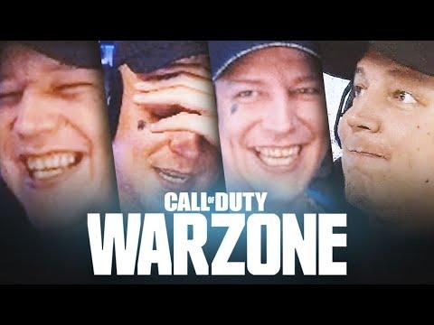 Die BESTEN & LUSTIGSTEN Momente in Warzone | SpontanaBlack