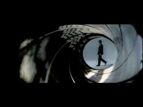James Bond gun barrel