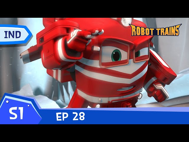 Robot Trains   #28   All for One and One for All   Episode penuh   Bahasa Indonesia