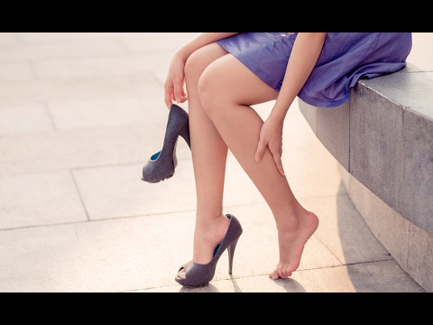 Болят ноги от каблуков что делать