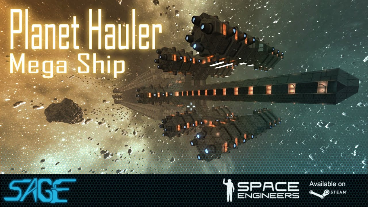space engineers cargo ship - photo #45