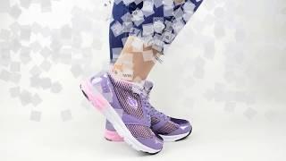 видео Спортивная женская обувь