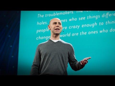 Adam Grant - The Surprising Habits of Original Thinkers