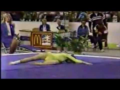 1985-1988 Women's Artistic Gymnastics Code of Points