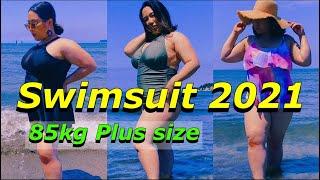 【SHEIN】85kgによる2021夏の水着紹介🩱⛱