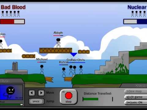 stickman multiplayer fighting games