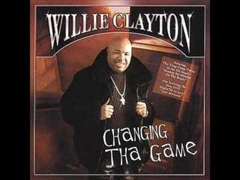 "Willie Clayton - Love Mechanic ""www.getbluesinfo.com"""