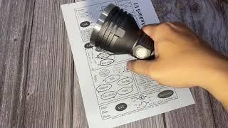 Hướng dẫn sử dụng đèn pin Noctigon K1, Emisar D4v2, D4s v2 Anduril
