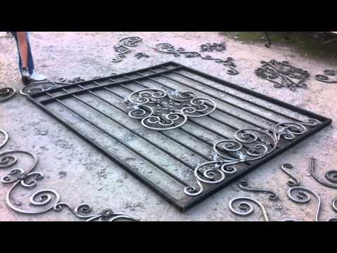 Ковторг - Ворота своими руками №1