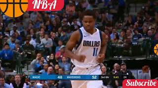 Dallas Mavericks vs Orlando Magic Full Game Highlights January 9/2018