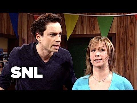 Car Shoppers Josh & Laura - Saturday Night Live